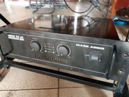 Vendo amplificador mk 8500w todo funcionando aproveite essa oportunidade