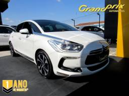 CITROËN DS5 2016 1.6 SO CHIC 16V 165CV TURBO INTERCOOLER GASOLINA 4P AUTOMÁTICO BRANCO  - 2016