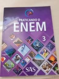 Livro Praticando O ENEM