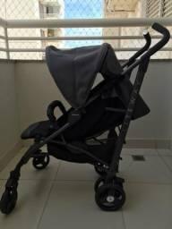 Vendo Bebê Conforto com Base e Carrinho de Bebê Chicco