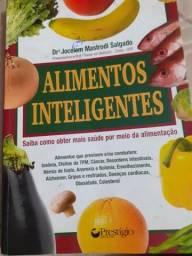 Livro Alimentos Inteligentes - Saiba como Manter A Saúde Por Meio Da Alimentação