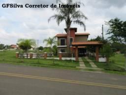 Casa condominio Fechado Ninho Verde 1 frente o asfalto Ref. 449 Silva Corretor