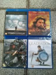 Blu-ray: O último Samurai, Gladiador, O resgate do Soldado Ryan comprar usado  Jaboatão dos Guararapes