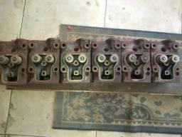 Vendo ou troco peças de cabeçote 15180 e compressor de ar e bomba de óleo hidráulico