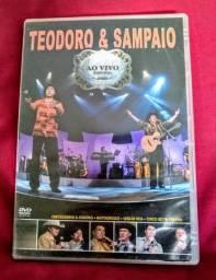 Teodoro e Sampaio Ao vivo Convida DVD Original