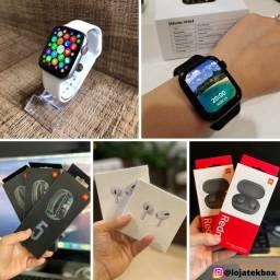 Preço Atacado Smartwatches, Mi bands, Fones Bluetooth e mais