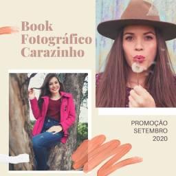 Book Fotográfico Feminino