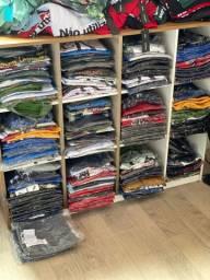 LOTE DE 1000 camisas - OPORTUNIDADE