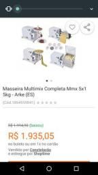 Máquina de massas