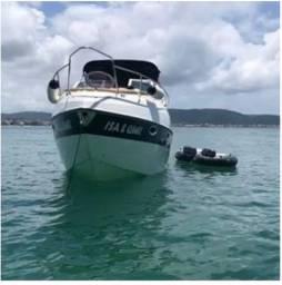 Lancha Thorus 305 + bote incluso