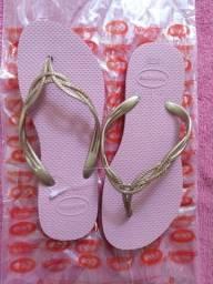 Sandálias / Chinelo Havainas Feminino - Vários modelos e tamanhos - Novo com NF