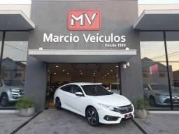 Civic EXL Automático CVT