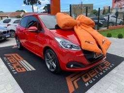 Peugeot 208 Active 2020 Sem entrada R$1.290,00