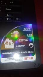 Positivo motion black Q232A