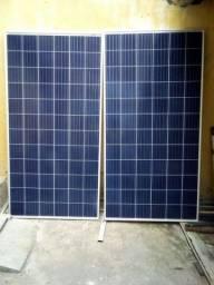 Kit de Energia Solar-Completo.