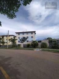 FL-AP1956 Apart com 2 dorm para alugar, 49 m² por R$ 930,00/mês - Caiuá - Curitiba/PR