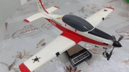 Maquetes avião Tucano t27 madeira lei