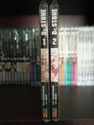 Dr. Stone vol 1 & 2- Panini Mangas