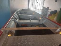 Título do anúncio: Motor mercury 15hp  barco carreta