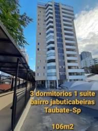 Apartamento para Venda em Taubaté, Vila das Jabuticabeiras, 3 dormitórios, 1 suíte, 2 banh