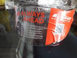 Título do anúncio: Viseira do capacete LS2