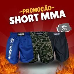 Título do anúncio: Bermuda de Muay Thai e MMA