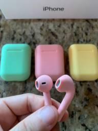Fone AirPods 12 bluetooth, multicolor