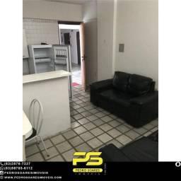 Título do anúncio: Flat com 1 dormitório para alugar, 33 m² por R$ 1.200,00/mês - Manaíra - João Pessoa/PB