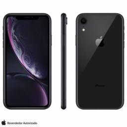 iPhone XR 64gb Preto - Lacrado
