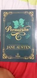 Livro de Jane Austen