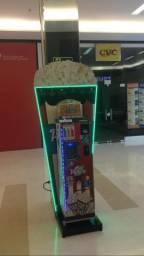 Título do anúncio: Vending Machine - Máquina pipoca para eventos ou comércios
