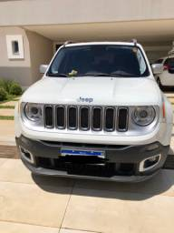 Jeep Renegade Limited 1.8 AT 2016/2017 Único dono