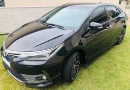 Corolla XRS 2018 com rodas 20
