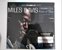 Miles Davis - Kind of Blue (vinil lacrado importado)