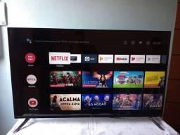 Título do anúncio: TV smat 50 polegadas JVC Android