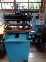 Máquina Semi automática Serigrafia