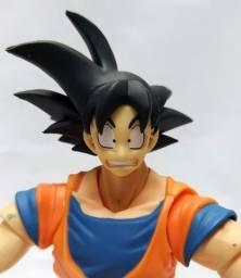 Sh Figuarts Dragon Ball Z Dbz Son Goku 1.0 Original Bandai