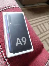 Samsung a9 em bom estado  funcionando  perfeitamente
