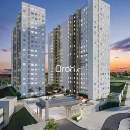 Apartamento com 2 dormitórios à venda, 42 m² por R$ 183.000,00 - Setor Urias Magalhães - G