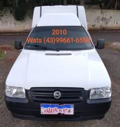 Fiat Fiorino Furgao 2010 Financio S.E.M E.N.T.R.A.D.A Confira
