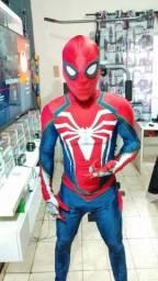 Fantasia homem aranha 3d print alta qualidade