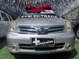 Nissan Livina S 1.8 Ano 2013 AUT