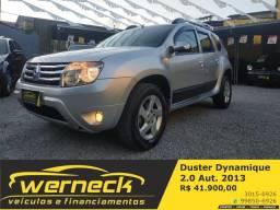 Duster Dynamique 2.0 Aut. 2013