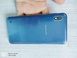 Celular A10 cor (azul)