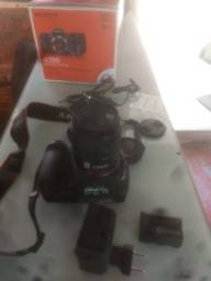 Máquina Fotográfica A 350 Sony