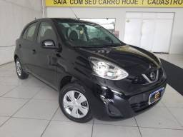 nissan march S 1,0  2015  km 78147  R$ 35.990,00