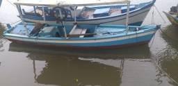 Título do anúncio: Vendo barco boca aberta