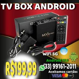 TV Box Android 11.1 4K 128GB 5g