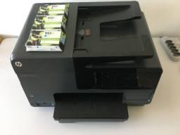Impressora HP OfficeJet 8610 (Leia o Anúncio)