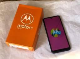 Moto e6 Plus ( smartphone com poucas marcas de uso)